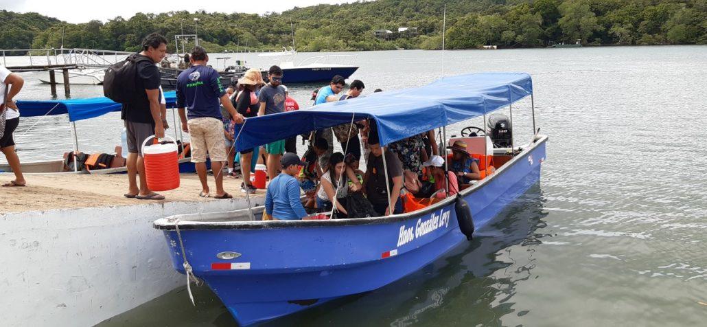 En Boca Chica exitoso Festival de las Ballenas 2 1030x476
