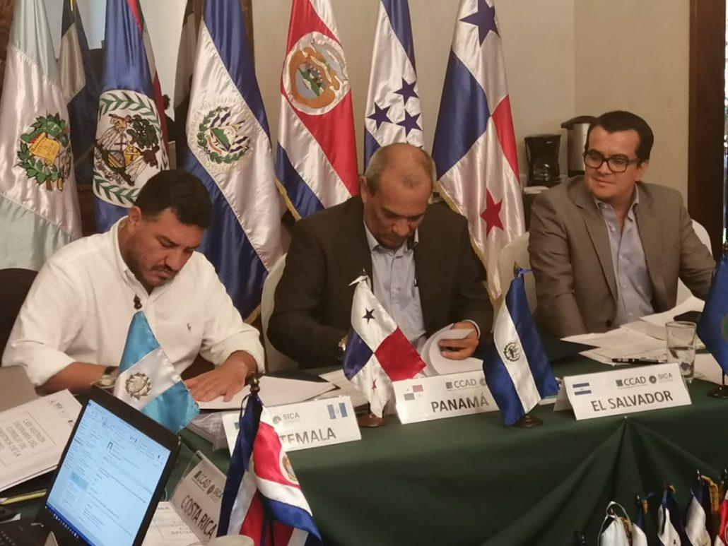 Panamá se hace presente en Foro de Ministros de la Comisión Centroamericana de Ambiente y Desarrollo 2 1030x773