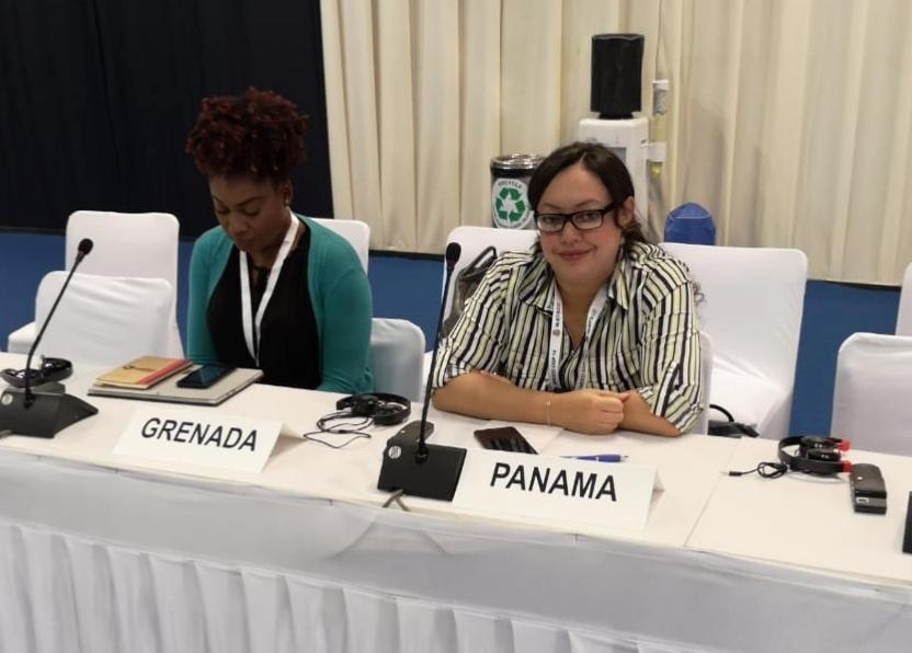 Panamá se hace presente en la Convención de Naciones Unidas de Lucha contra la Desertificación 4
