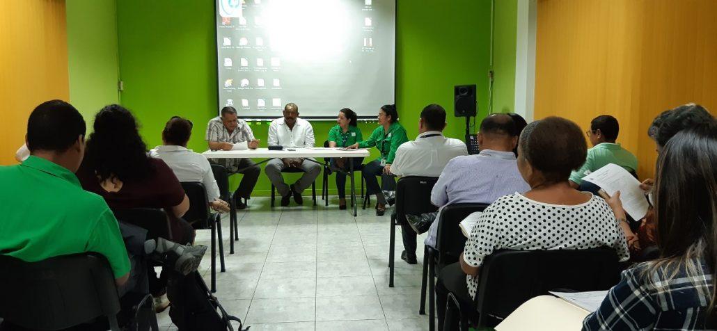 Presentan avances de los Comité de Cuencas Hidrográficas de Chiriquí 1 1030x476